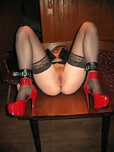 Very bad girl gets bound hard